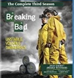 Used BluRay Breaking Bad Complete Third Season