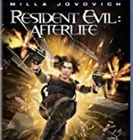 Used BluRay Resident Evil: Afterlife