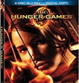 Used BluRay The Hunger Games