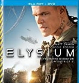 Used BluRay Elysium