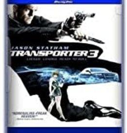 Used BluRay Transporter 3