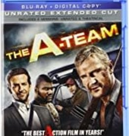 Used BluRay The A-Team