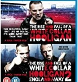 Used BluRay The Rise And Fall Of A White Collar Hooligan/ The Rise And Fall Of A White Collar Hooligan 2: England Away