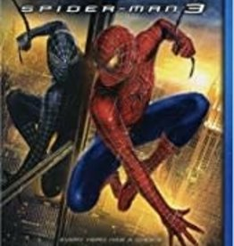 Used BluRay Spider Man 3