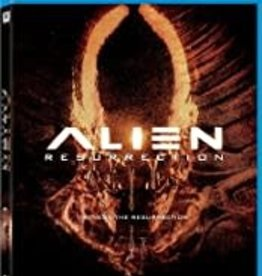 Used Blueray Alien Resurrection
