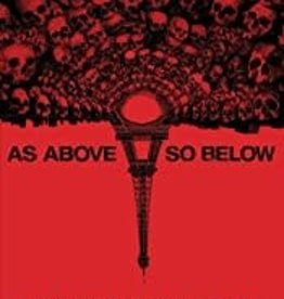 Used Blueray As Above So Below