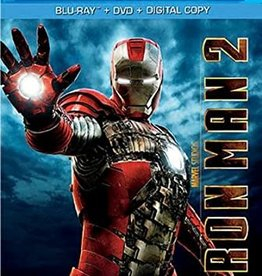 Used Blueray Iron Man 2