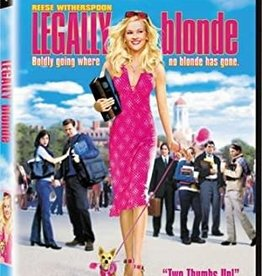 Used DVD Legally Blonde