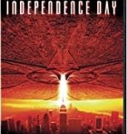Used DVD Independence Day