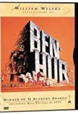 Used DVD Ben-Hur