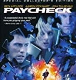Used DVD Paycheck