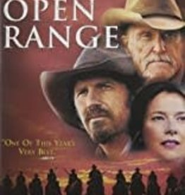 Used DVD Open Range