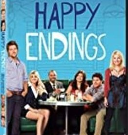 Used DVD Happy Endings Complete First Season