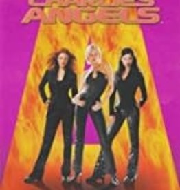 Used DVD Charlie's Angels