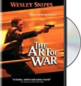 Used DVD Art Of War