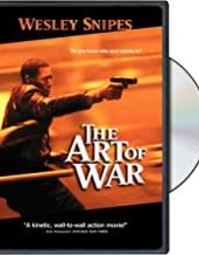 Used DVD Art Of War
