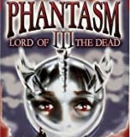 Used DVD Phantasm III