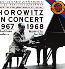 Used CD Vladimir Horowitz- Horowitz In Concert 1967-1968