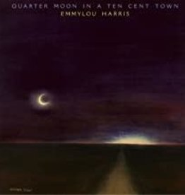 Used CD EmmyLou Harris- Quarter Moon In A Ten Cent Town