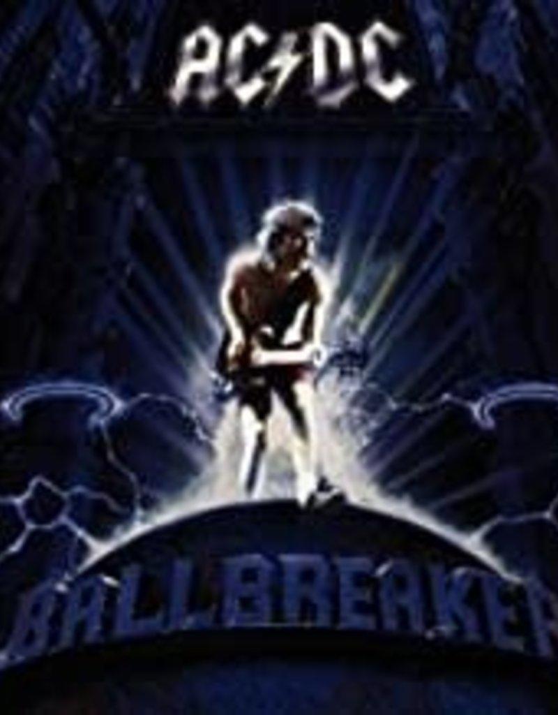 Used CD AC/DC- Ballbreaker