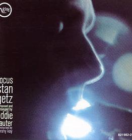 Used CD Stan Getz- Focus