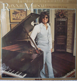 Used Vinyl Ronnie Milsap- It Was Almost Like A Song
