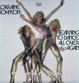 Used Vinyl Lorraine Johnson- Learning To Dance All Over Again