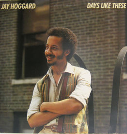 Used Vinyl Jay Hoggard- Days Like These