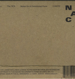 New Cassette The 1975- Notes On A Conditional Form (Indie Exclusive)