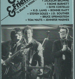 Used VHS Roy Orbison- A Black & White Night