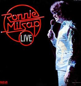 Used Vinyl Ronnie Milsap- Live