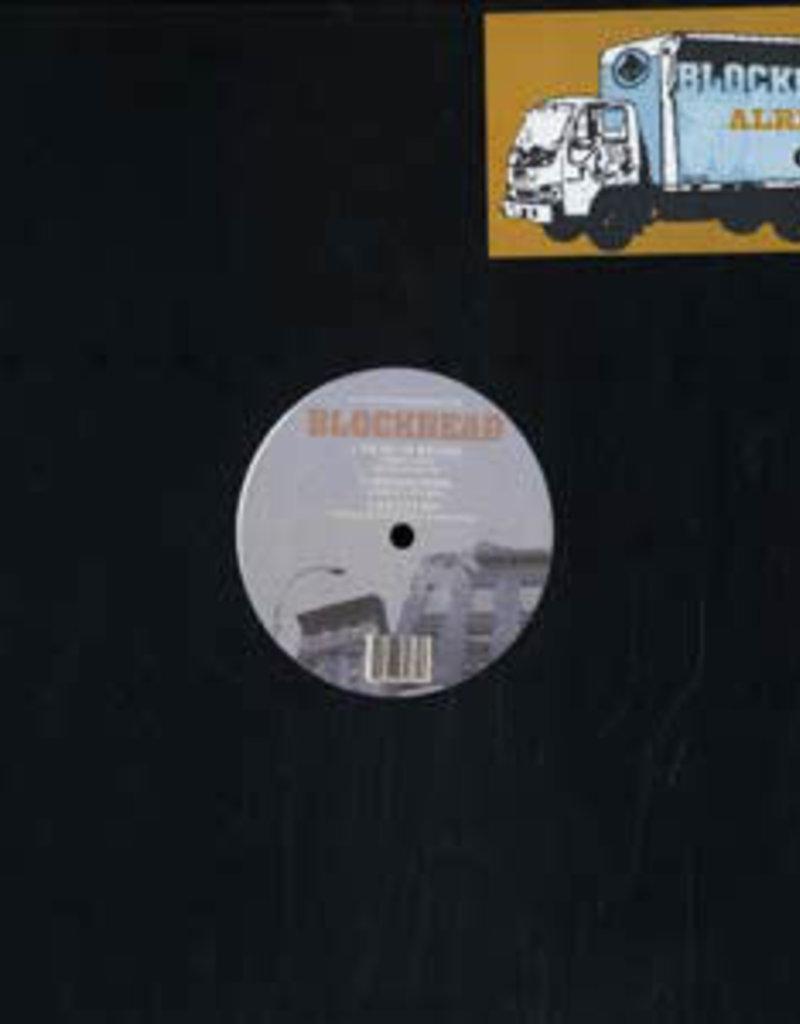 """Used Vinyl Blockhead- Alright (12"""")(UK)"""