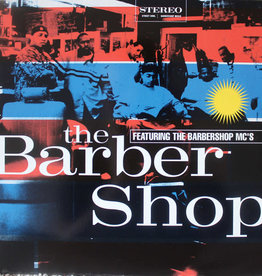 Used Vinyl Barber Shop MC's- The Barber Shop