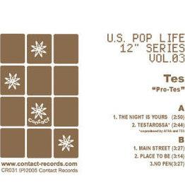 "Used Vinyl Tes- Pro-Tes (12"")"