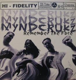 "Used Vinyl Myndcruckz- Remember The Face (12"")"