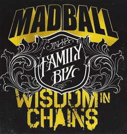 Used 7 Madball/Wisdom In Chains- The Family Biz