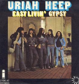 Used 7 Uriah Heep- Easy Livin Gypsy (German)