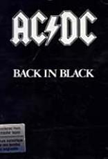 Used CD AC/DC- Back In Black