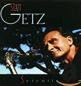 Used CD Stan Getz- Serenity
