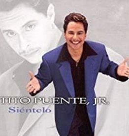 Used CD Tito Puente Jr- Sientelo