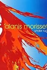 Used CD Alanis Morissette- Under Rug Swept