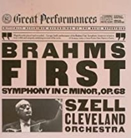 Used CD Johannes Brahms- Brahms First Symphony In C Minor