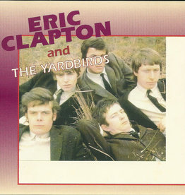 Used CD Eric Clapton And The Yardbirds- Draggin' My Tail