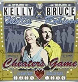Used CD Kelly Willis/ Bruce Robison- Cheater's Game