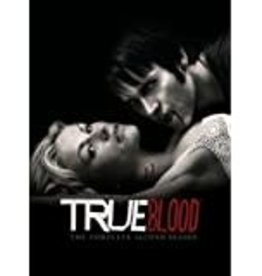 Used DVD True Blood Complete Second Season