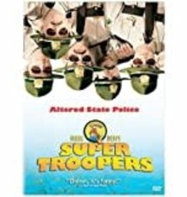 Used DVD Super Troopers