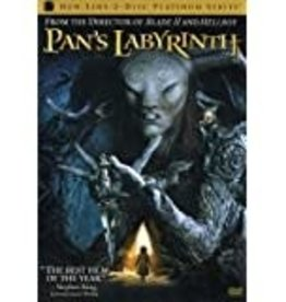 Used DVD Pan's Labyrinth