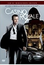 Used DVD 007: Casino Royale