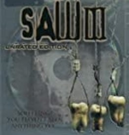 Used DVD Saw III