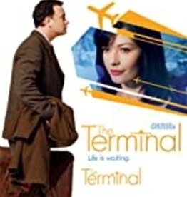 Used DVD The Terminal